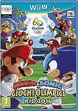 WiiU - Mario & Sonic in Rio 2016 Olympic Games - [PAL EU - NO NTSC]