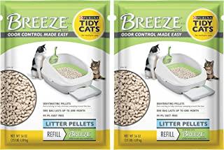 Purina Litter Tidy Cat Breeze Pellets, 3.5 lb 2 Pack 11286759