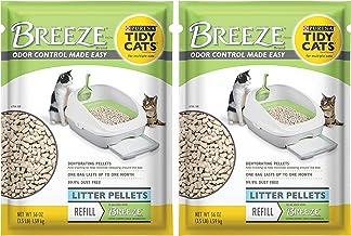 Purina Litter Tidy Cat Breeze Pellets, 3.5 lb, 2 Packs