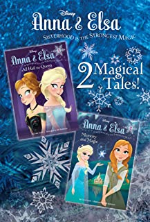 Anna & Elsa #1: All Hail the Queen/Anna & Elsa #2: Memory and Magic (Disney Frozen)