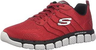 Skechers Men's Skech Flex 2.0 Milwee Fashion Sneaker