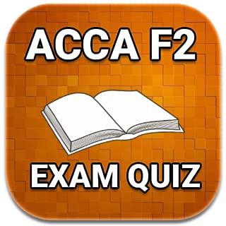 ACCA F2 Exam Kit Quiz