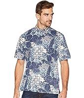 Spooner Ho'Okipa Classic Pullover Hawaiian Shirt