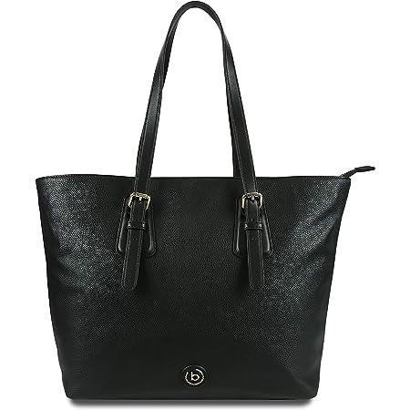bugatti Passione Shopper Handtasche Damen, Damenhandtasche Schultertasche