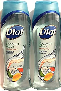 Dial Coconut Water Refreshing Mango Pack of 2