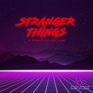 Stranger Things - A Piano Collection