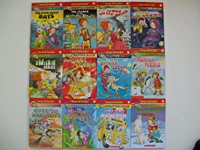 Magic School Bus Science (12 Set) Books 1-8, + Expedition; Insect; Magnetism; Polar Bear