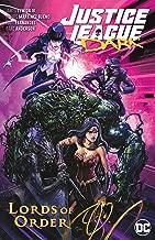 justice league comics in order