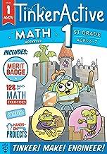 TinkerActive Workbooks: 1st Grade Math (TinkerActive Workbooks, 2)