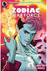 Zodiac Starforce: Cries of the Fire Prince #2 (English Edition) Format Kindle