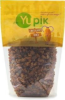 Yupik Organic Sultana Raisins, Non-GMO, Vegan, Gluten-Free, 1Kg
