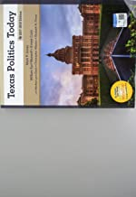 Bundle: Texas Politics Today 2017-2018 Edition, 18th + LMS Integrated MindTap Political Science, 1 term (6 months) Printed Access Card