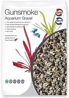 Pisces 11 lb Gunsmoke Aquarium Gravel, Medium