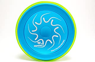 YoYoFactory Nine Dragons Yoyo Color Blue with Green Cap New Limited Release