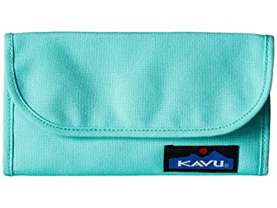 KAVU Big Spender (Mint) Wallet Handbags