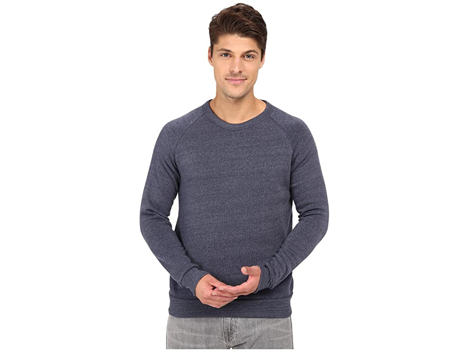 Alternative Champ Eco Fleece Sweatshirt (Eco True Navy) Men