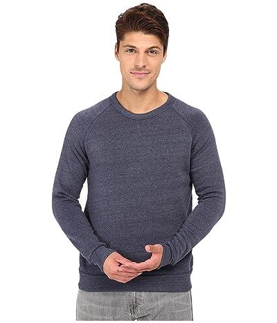 Alternative Champ Eco Fleece Sweatshirt (Eco True Navy) Men