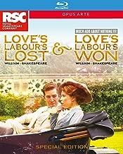 Love's Labour's Lost/Love's Labour's Won