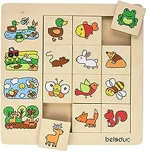 Beleduc Sorting Set Enviroments Jigsaw Puzzle (12 Piece)