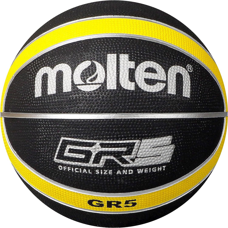 Molten Basket Ball Sacramento Mall - SALENEW very popular! Black Size yellow 5