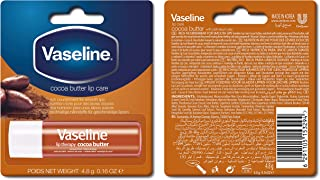 Vaseline Lip Therapy Cocoa Butter - 4.8 gm