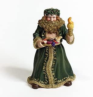Kurt Adler Ghost of Christmas Present Resin Ornament