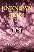 Unknown Skies: Leslie Kean and the Case for Rational UFO Investigation