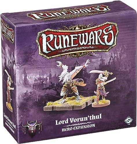 venta al por mayor barato Runewars Runewars Runewars Miniatures Games  Lord Vorun t'hul Expansion Pack - English  calidad de primera clase