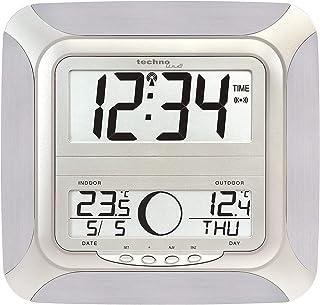 Technoline WS8118 Jumbo Wall Clock with Moon Phase Display