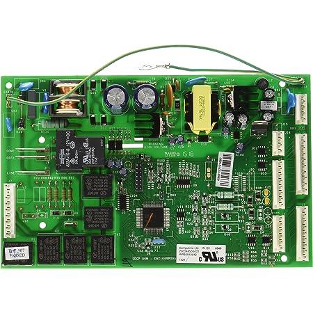 GE MAIN REFRIGERATOR PCB 200D4864G046 WR55X10956