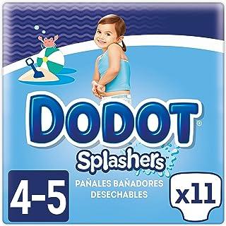 Dodot Splashers Pañales Bañadores Desechables, No se Hinch