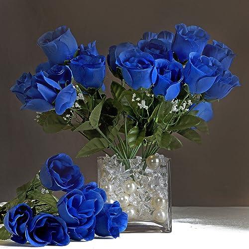 Royal Blue Flowers Amazoncom