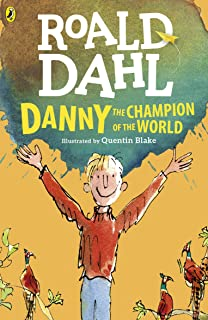 Danny Champion of the World by Roald Dahl - Paperback