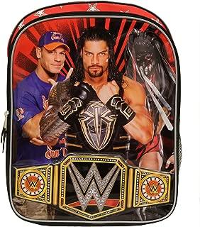 wwe school bag