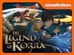 The Legend of Korra Book 1