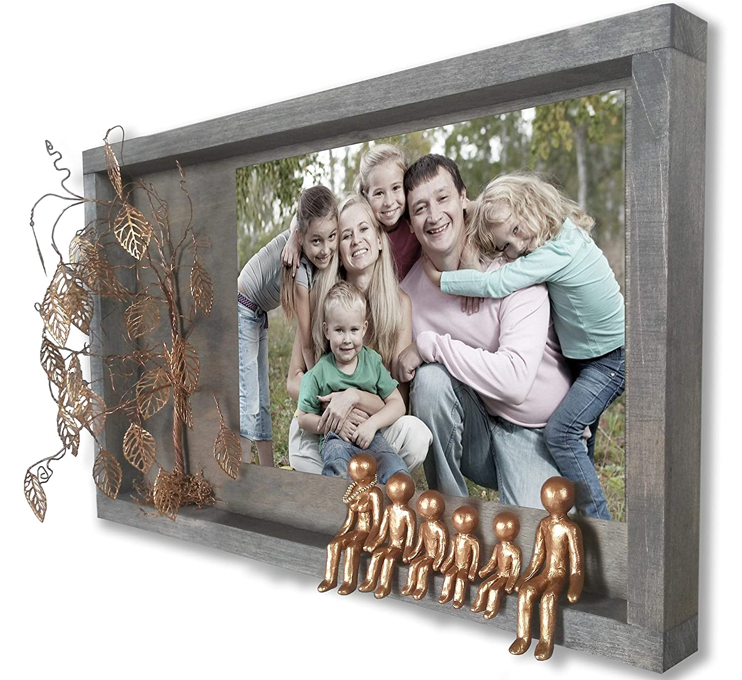 8th 19th Bronze Anniversary Picture Collage forWall Frame 35% OFF Charme Bargain