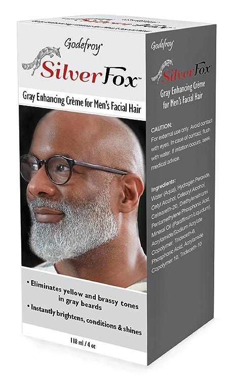 Silver fox men pictures
