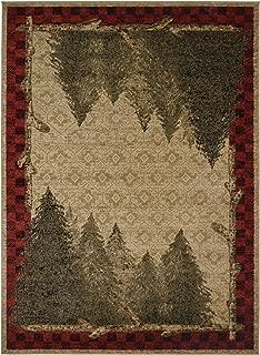 Best modern rustic rug Reviews