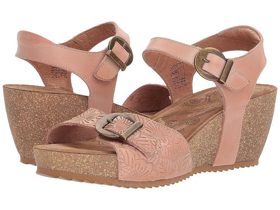 Taos Footwear Tallulah (Blush) Women
