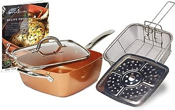 Copper Chef, Cobre, Cobre, 54 x 29.5 x 17.5 cm