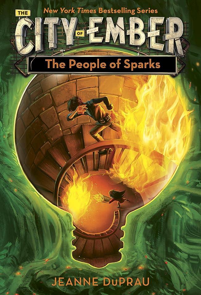 小川挨拶する二週間The People of Sparks (The City of Ember Book 2) (English Edition)