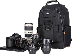Rollei Fotoliner Fotorucksack M I großer Kamerarucksack I Daypack I inkl. Laptop-Fach,..