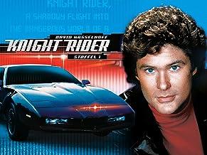 Knight Rider – Staffel 1 [dt./OV]