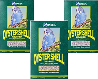 (3 Pack) Oyster Shells, 15.5 Ounce Bags