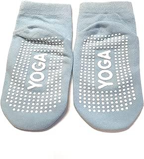 #1 Ballet Inspired Slipper Socks, 2-PAIR, UNISEX, Yoga, Pilates, Martial Arts, Elderly Home Care, Trampoline, Ballet