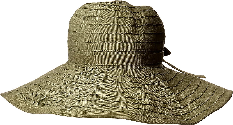San Diego Women's Ribbon Large Brim Hat