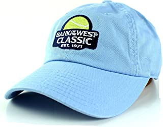 Bank of the West Classic Women's Tennis Cotton Slouch Adjustable Cap