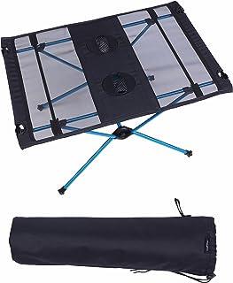 ウミネコ(UMiNEKO) ツーリング テーブル ソロキャンプ アウトドア コンパクト メッシュ