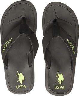 US Polo Association Men's Facundo Flip Flops Thong Sandals