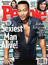 People Magazine November 25 2019 John Legend Sexiest Man Alive! Demi Moore Meghan Markle Helen Mirren